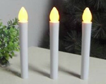 LED Taper Candle 3 Pieces/ 5pieces/ 6 pieces/ 10 pieces