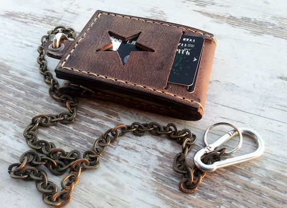 Men chain wallet wallets for leather by jaklindifferent