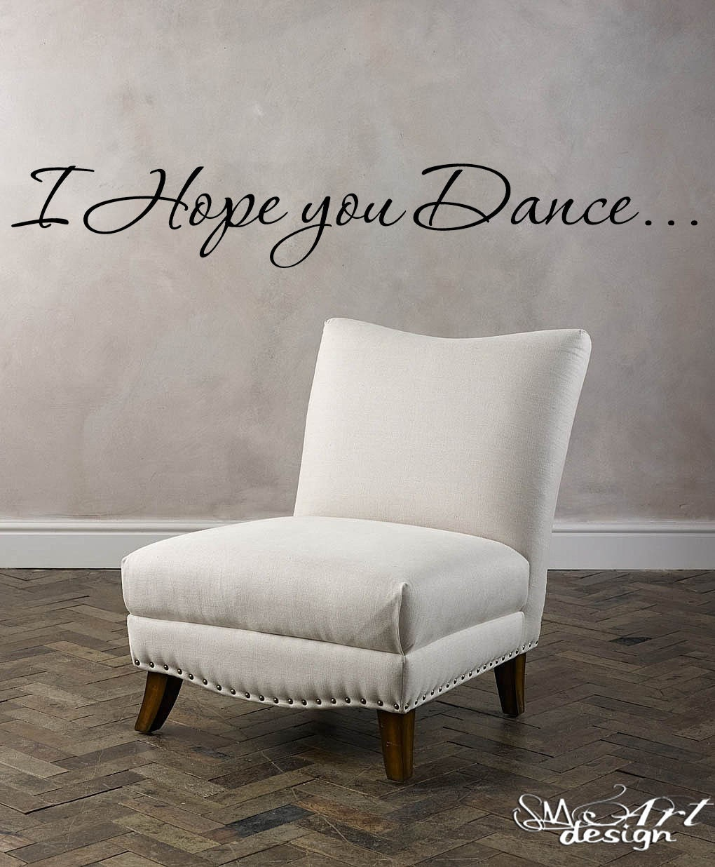 I Hope You Dance Wall Art DECAL Quotes And Phrase Vinyl Sticker - Vinyl wall decals quotes