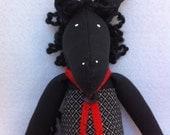 "WHOA NELLIE Soft Horse Doll - ""Beauty"""