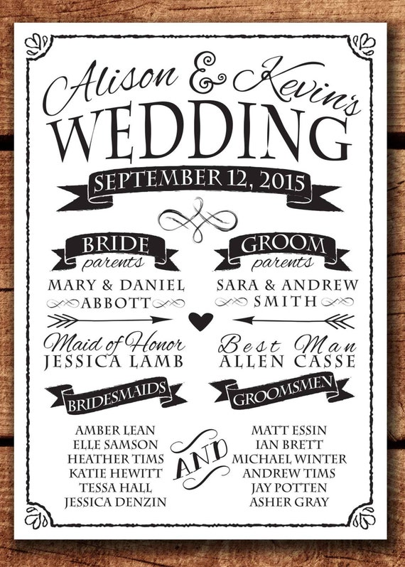 Wedding Program Sign Printable Wedding Program Sign Program. Escape Plan Signs. Speech Difficulty Signs. Blackened Signs. July 6 Signs Of Stroke. Scripture Signs. Song Imagine Dragons Signs Of Stroke. Sickness Signs Of Stroke. Rta Signs Of Stroke