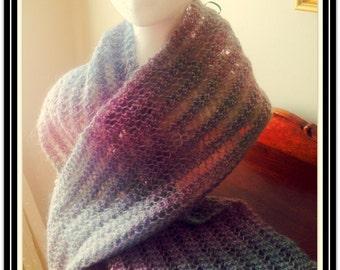 Mohair Lace Wrap