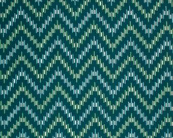 SALE Franklin - Zig Zag Dash Glen - Denyse Schmidt - Free Spirit / Westminster (PWDS082.GLENX)