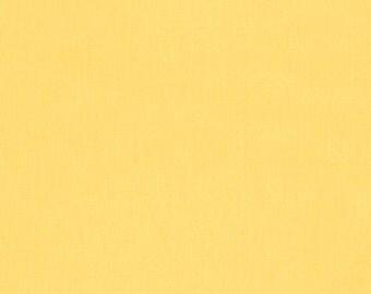 Kona Cotton in Lemon - Robert Kaufman (K001-23)