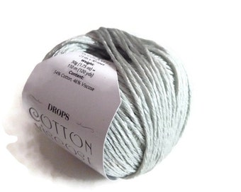 DROPS Cotton Viscose yarn