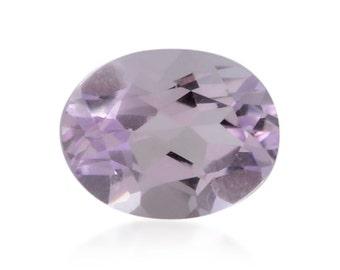 Pink Amethyst Oval Cut Loose Gemstone 1A Quality 9x7mm TGW 1.50 cts.