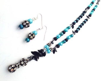 """This is """"Oceans End"""" from our Beaded Basic Collection"""
