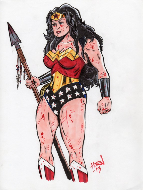 Wonder woman the return of wonder woman-7301