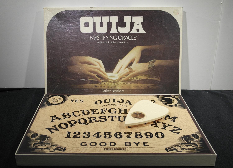 Image result for Vintage Ouija Board