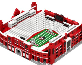 Florida State's Doak Campbell Football Stadium, Brick model