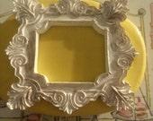 Vintage Frame Food Grade Flexible Silicone Mold~