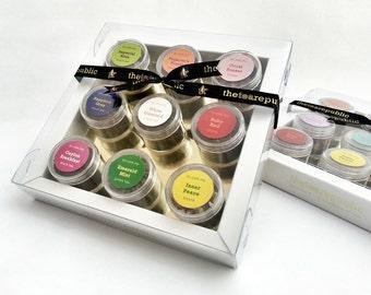 Tea Sampler I : Loose Leaf in Reusable Acrylic Jars