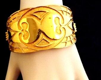 Roman Style Jomaz Vintage Hinge Bracelet