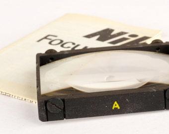 Vintage Genuine Nikon F, F2 Focusing Screen, Type A, in Original Box