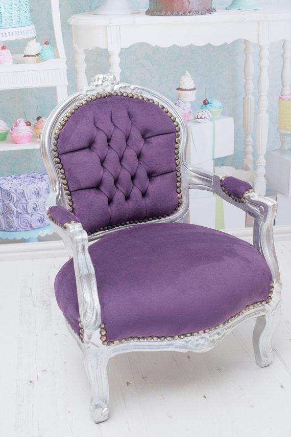 Antique Princess Chair Girls Princess Antique