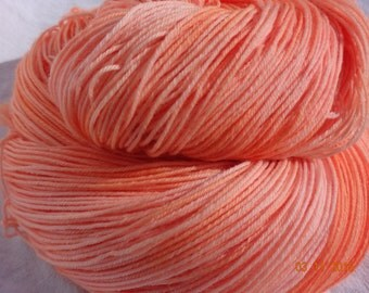 "Peach Sorbet, 463 yds ""Tootsie Base or 438 yd ""Snazzy"" base"