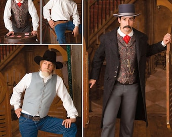 Simplicity Sewing Pattern 2895 Men Costumes