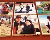 Personalized Tile Photo Coasters