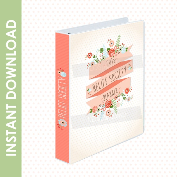 Lds 2015 Binder Covers