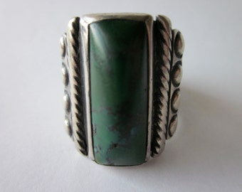 Spectacular Native American Ring
