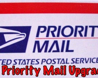 Priority Mail Upgrade -