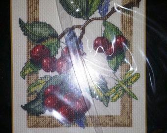 Bucilla Cross Stitch, Set of 4