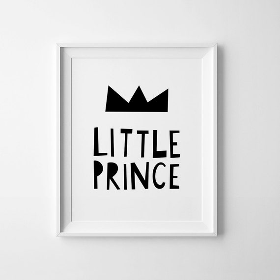 Nursery Art Printable Wall Art Kids Decor Boys Playroom Sign Baby