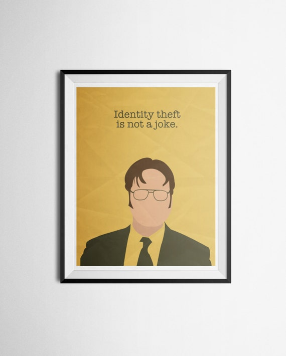 the us office poster