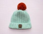 Puff Hat No. 006