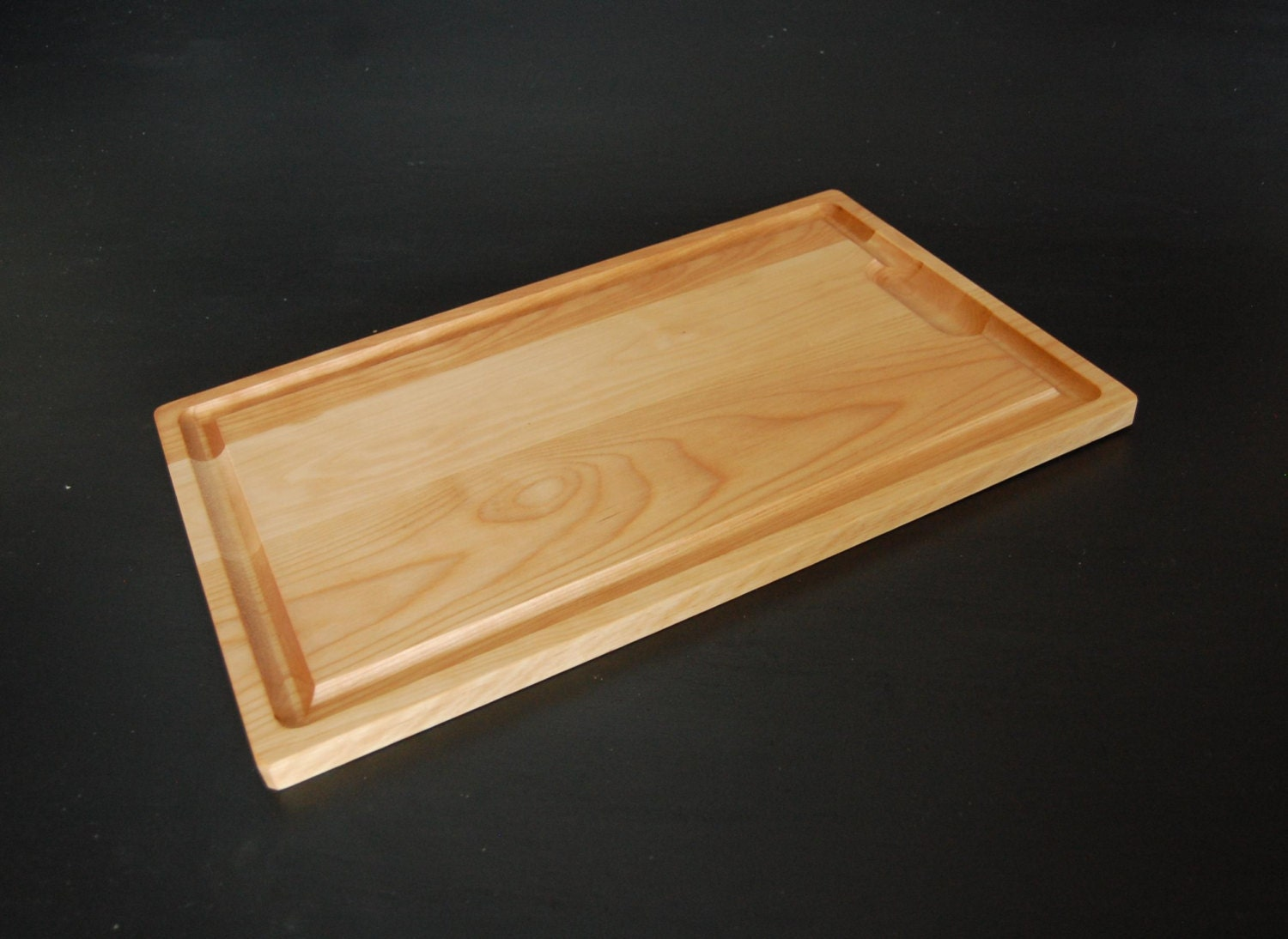 yellow birch wooden cutting board handmade in vermont wood. Black Bedroom Furniture Sets. Home Design Ideas
