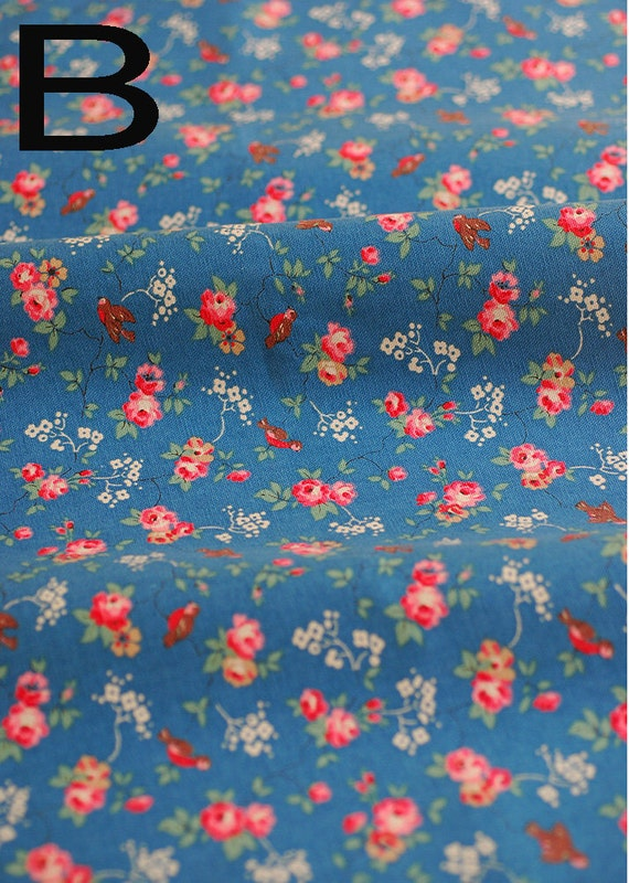 floral patterned canvas fabric - photo #18