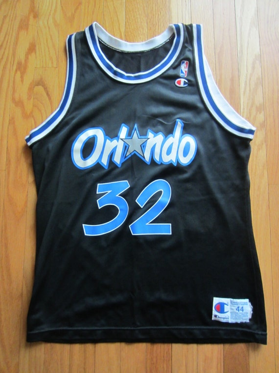 SHAQUILLE ONEAL ORLANDO MAGIC NBA Jersey