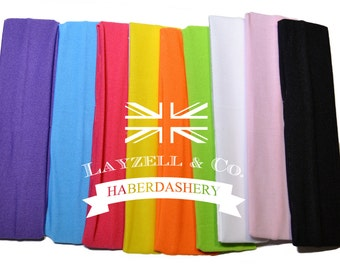 Dozen 1'5 Wide Headband in many colors