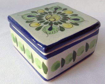 Made in Mexico Lidded Box