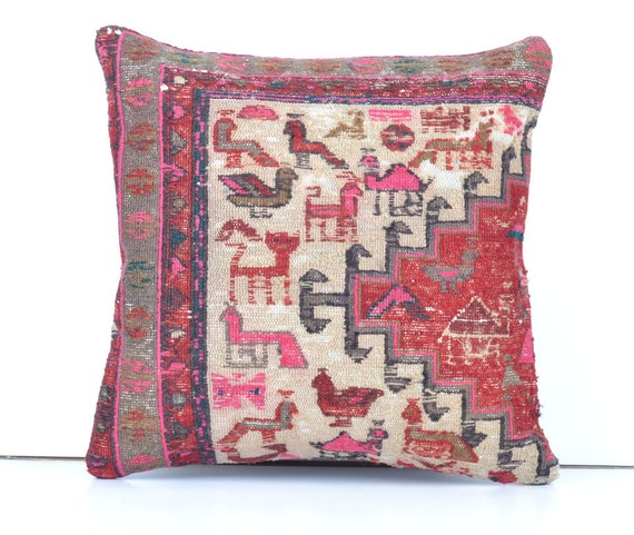 20x20 39 rustic pillow with hand woven cushion by for 20x20 living room