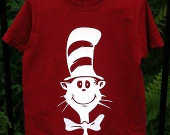 Dr. Seuss Cat in the Hat T-Shirt