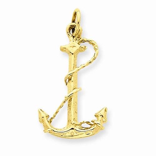 3d gold anchor photo - photo #16