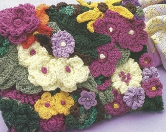 Bright Petals Purse PDF Pattern
