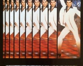 Saturday Night Fever movie poster 24 x 30