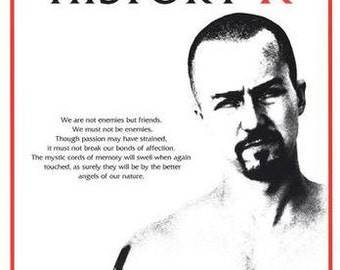 American History X 24 x 36 Poster