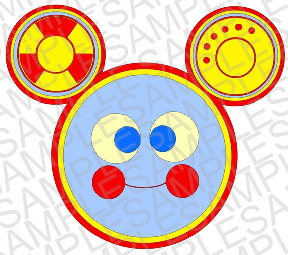 mickey mouse toodles clipart - photo #6