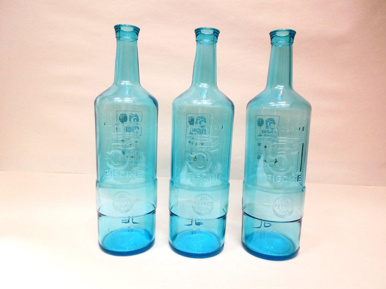 Carafe d 39 eau bleue pernod ricard 51 pastis vintage for Carafe pastis 51 piscine