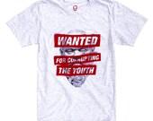Socrates Corrupted unisex t-shirt