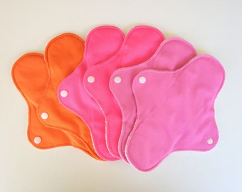 Hemp Reusable Cloth Menstrual Pad
