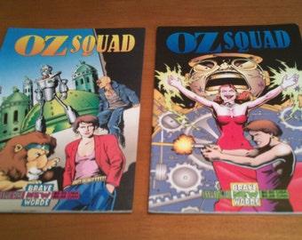 Oz Squad #1 & #2