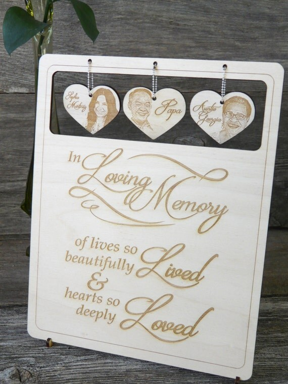 In loving memory wedding memorial sign by yourstorybookwedding for In loving memory wedding sign