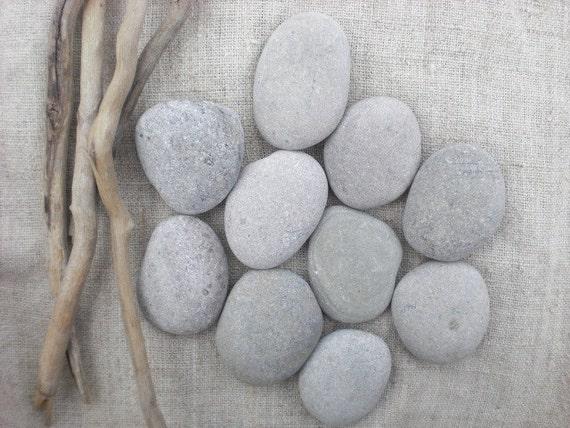 Flat Rock Stone : Flat stones rock baltic beach pebbles natural sea stone