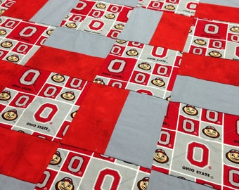 The Ohio State Buckeyes Quilt