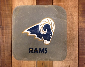 St. Louis Rams Garden Stone
