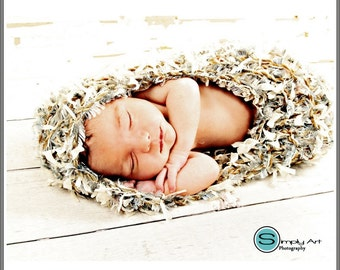 Baby Cocoon PaTTERN KNiTTeD Textured Newborn 3 Month Nest Photo Prop KNiTTiNG PaTTeRN TUTORiAL Knitted Feathered Bowl Prop PDF PATTeRN Easy